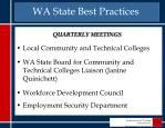 wa state best practices