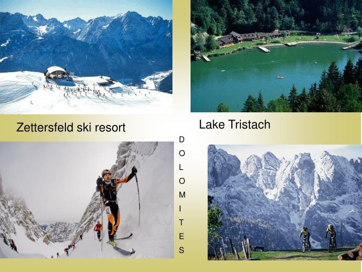 Lake Tristach