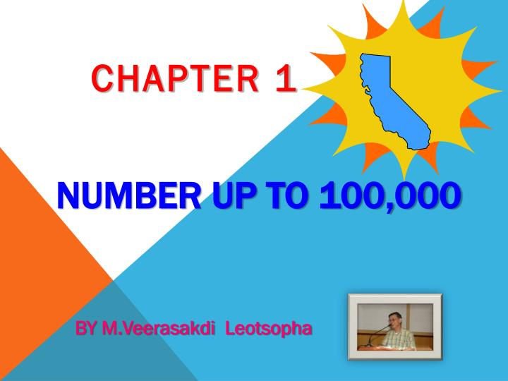 Number up to 100,000