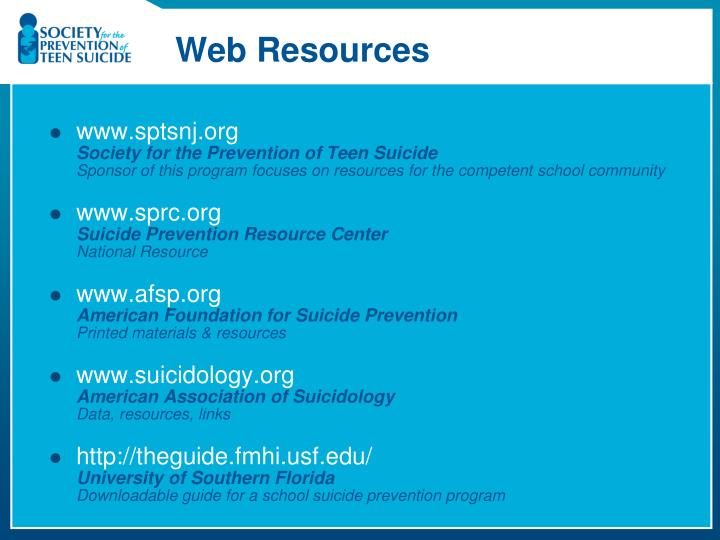 Web Resources
