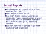 annual reports1