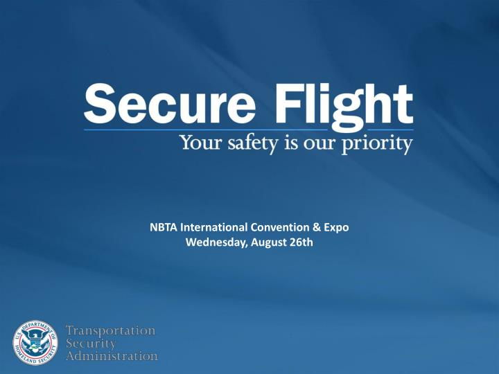 NBTA International Convention & Expo
