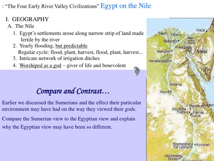 ": ""The Four Early River Valley Civilizations"""