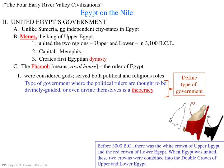 ":""The Four Early River Valley Civilizations"""