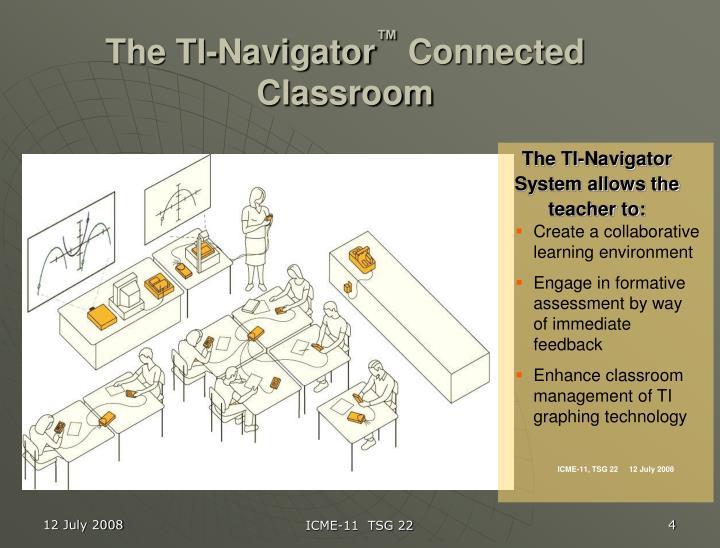 The TI-Navigator