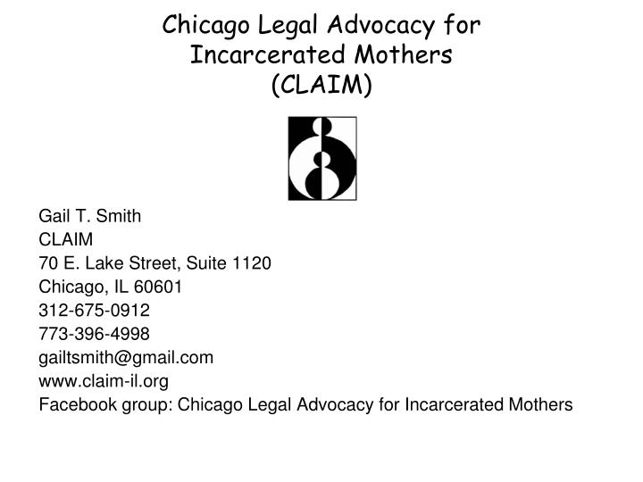 Chicago Legal Advocacy for