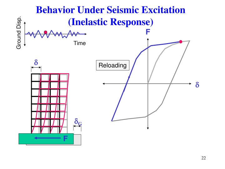 Behavior Under Seismic Excitation