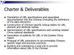 charter deliverables1