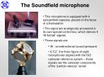 the soundfield microphone