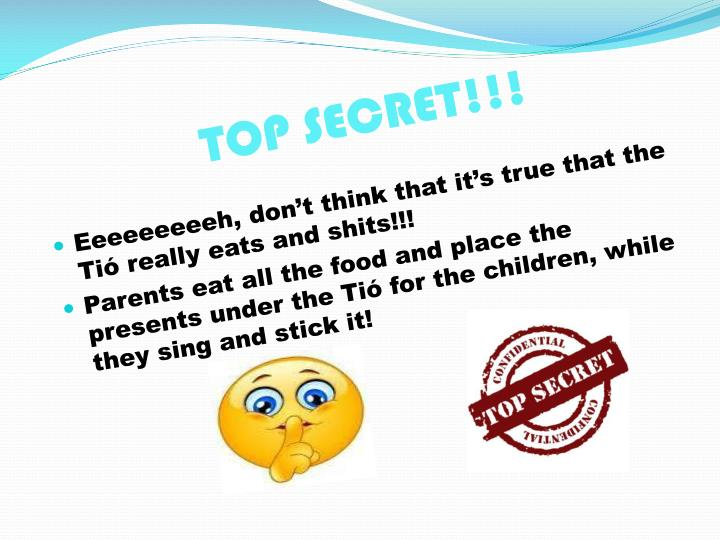 TOP SECRET!!!