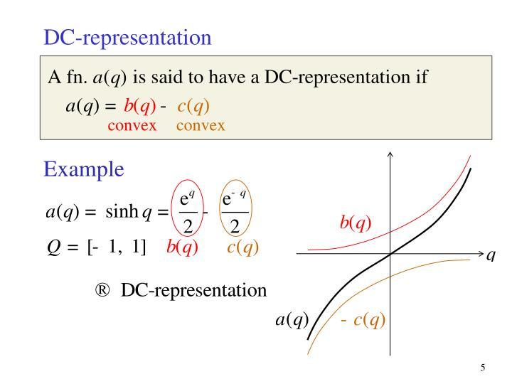 DC-representation