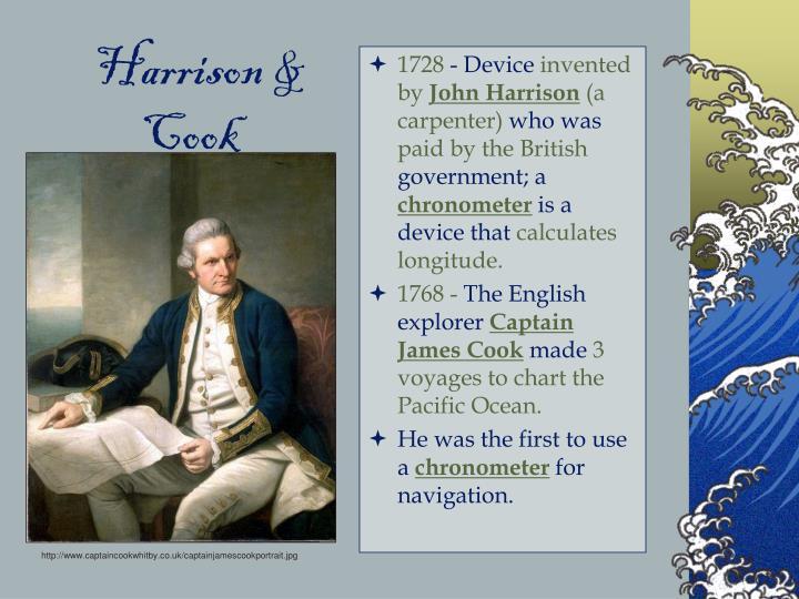 Harrison &  Cook