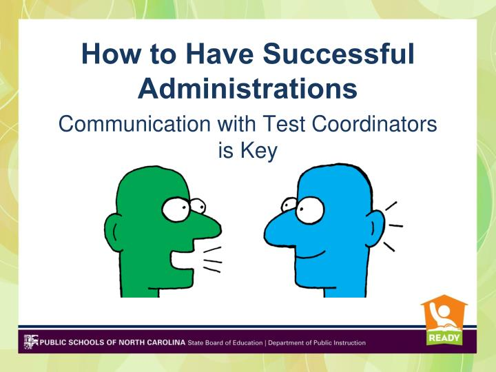 How to Have Successful Administrations