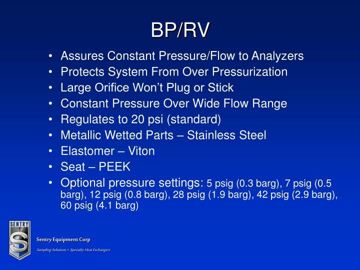 BP/RV