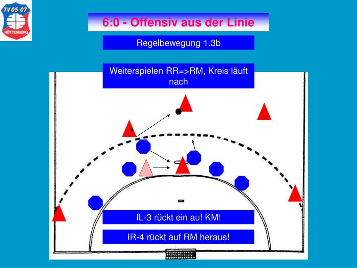 Regelbewegung 1.3b