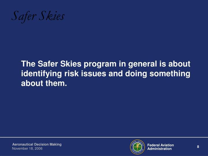Safer Skies