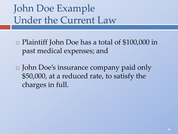 John Doe Example