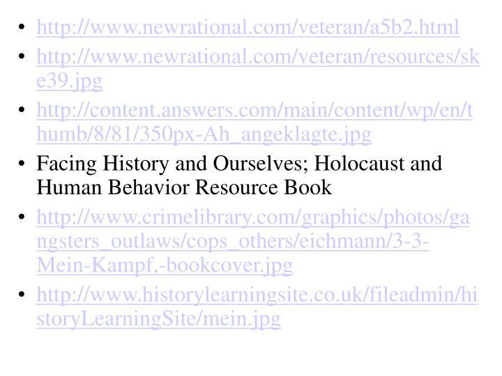 http://www.newrational.com/veteran/a5b2.html