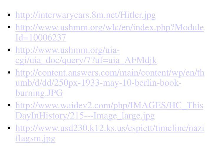http://interwaryears.8m.net/Hitler.jpg