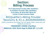 section billing process29
