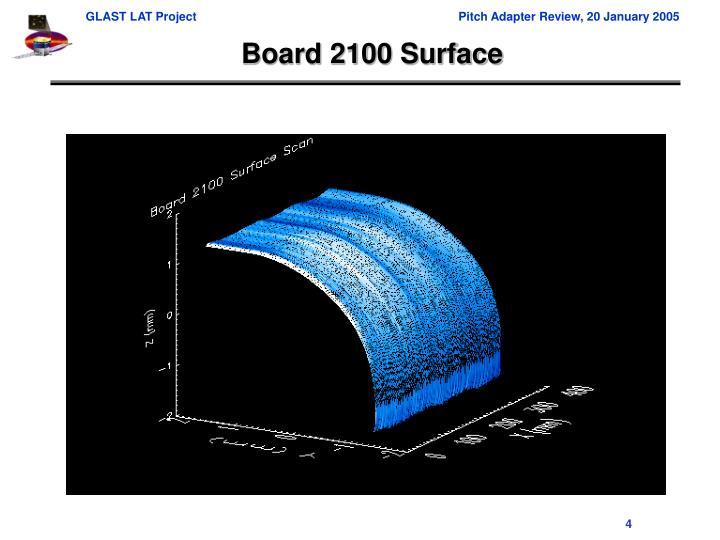 Board 2100 Surface