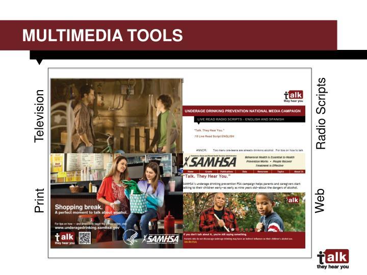 Multimedia tools