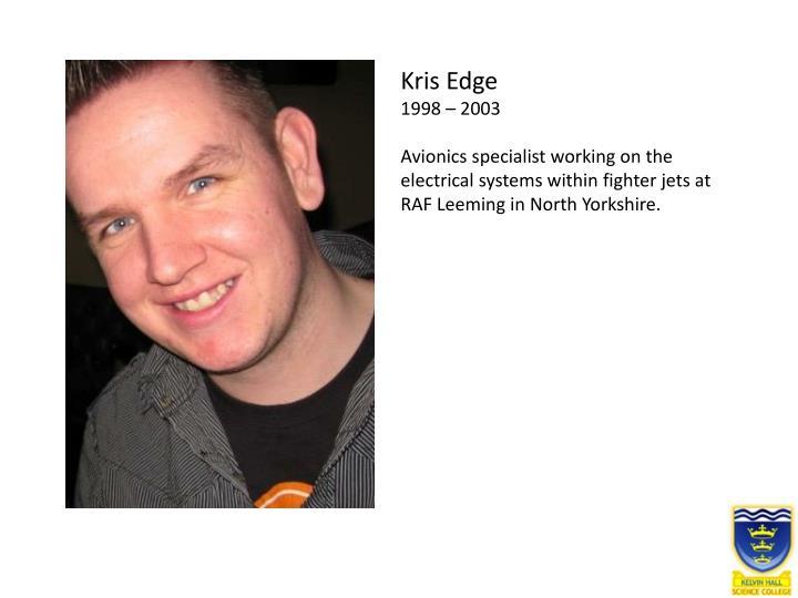 Kris Edge