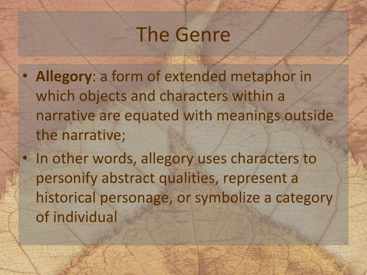 The Genre