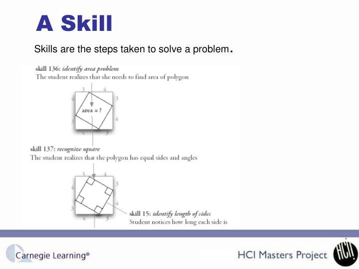 A Skill