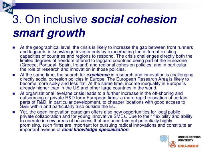 3. On inclusive