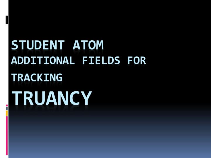 Student Atom