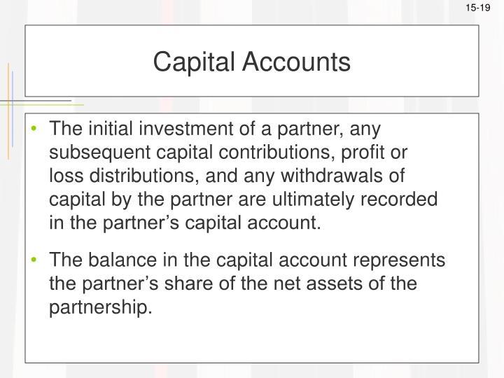 Capital Accounts