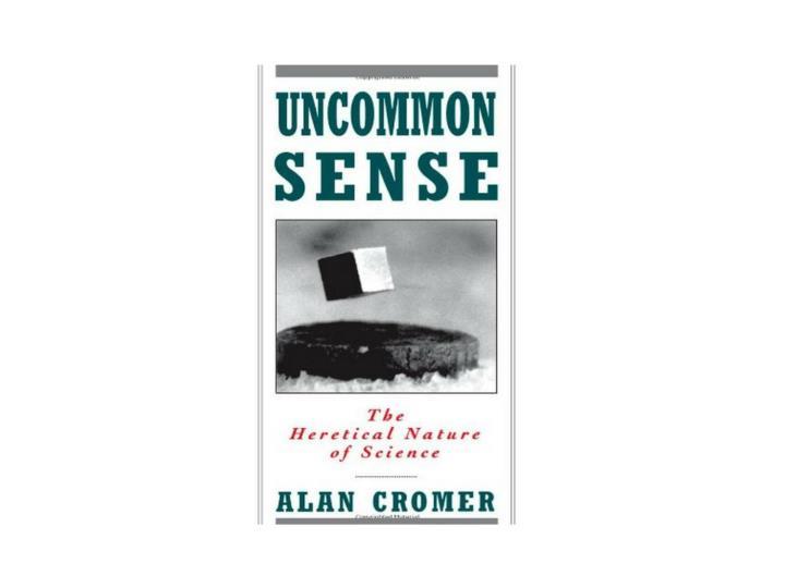Cromer  Uncommon Sense