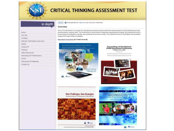 CT  Assessment