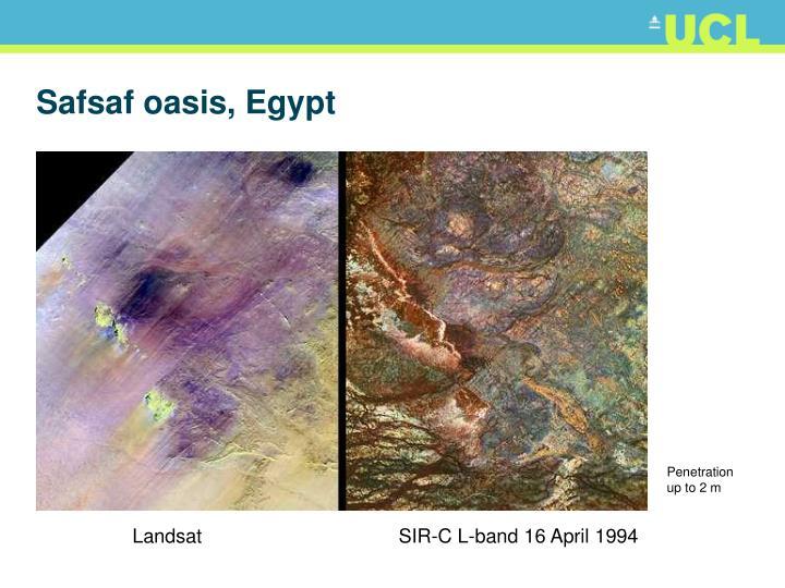Safsaf oasis, Egypt