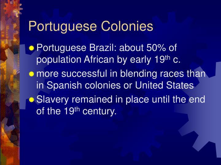 Portuguese Colonies