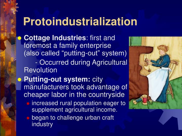 Protoindustrialization