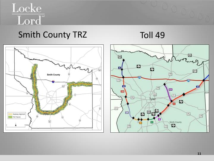 Smith County TRZ