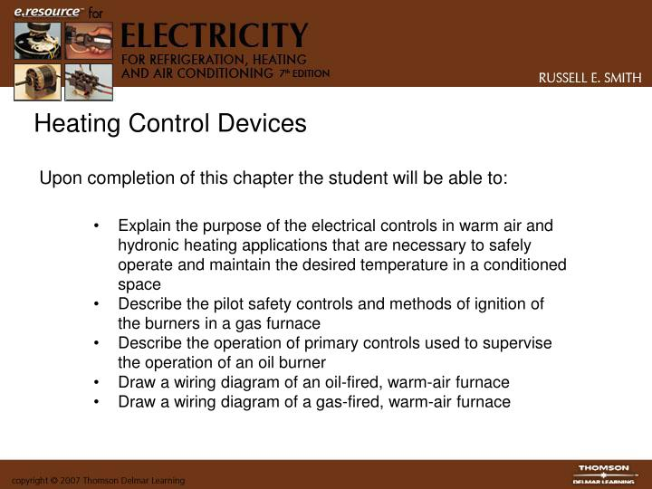 Heating control devices1