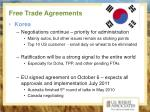 free trade agreements1