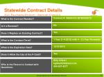 statewide contract details state purchasing division statewide contracts