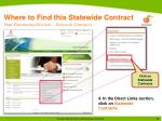 where to find this statewide contract state purchasing division statewide contracts2