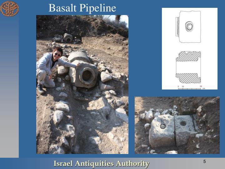 Basalt Pipeline