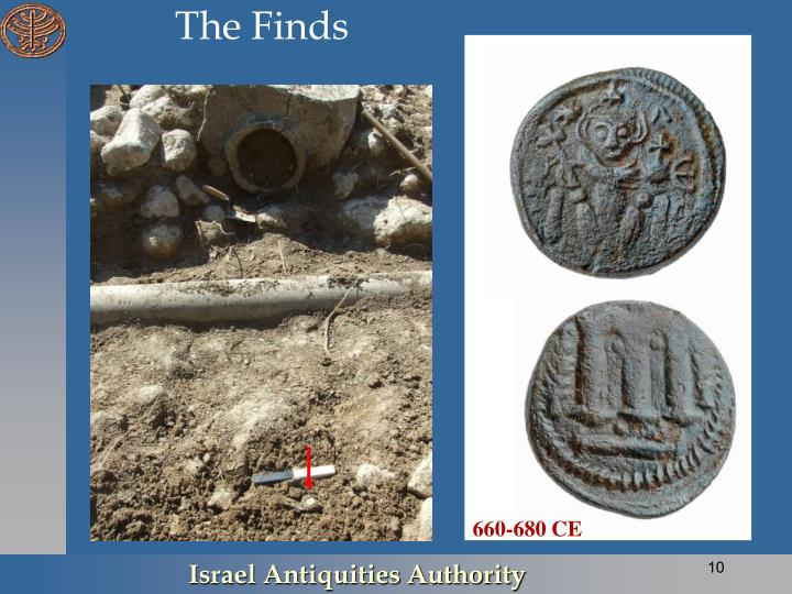 The Finds
