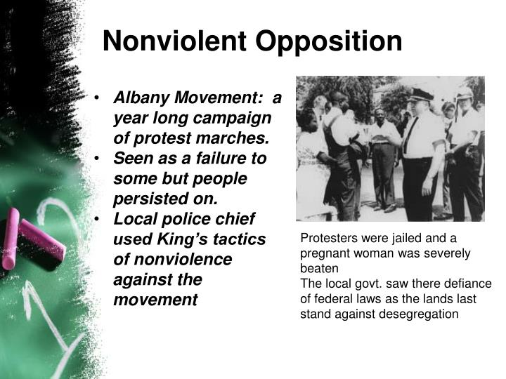 Nonviolent Opposition