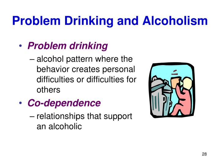 Problem Drinking and Alcoholism