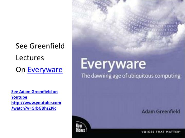 See Greenfield