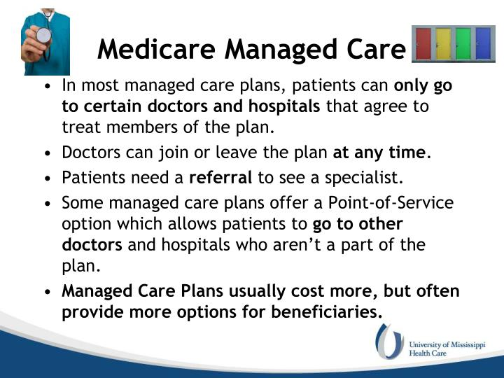 Medicare Managed Care