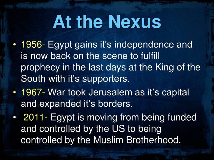 At the Nexus