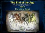 the end of the age understanding prophecy part 1
